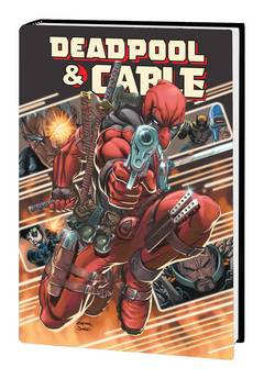 DEADPOOL AND CABLE OMNIBUS HC ***OOP***