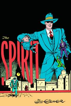 WILL EISNERS THE SPIRIT A CELEBRATION OF 75 YEARS HC