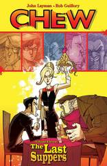 CHEW TP VOL 11 LAST SUPPERS