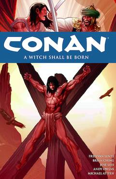 CONAN TP VOL 20 WITCH SHALL BE BORN