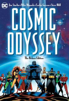 COSMIC ODYSSEY DELUXE EDITION HC