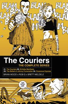 COURIERS COMPLETE COLLECTION TP