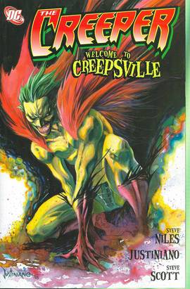 CREEPER WELCOME TO CREEPVILLE TP