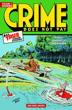 CRIME DOES NOT PAY ARCHIVES HC VOL 07