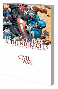 CIVIL WAR HEROES FOR HIRE THUNDEBOLTS TP