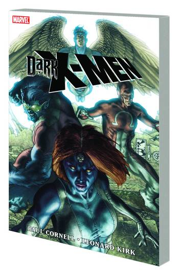 DARK X-MEN TP ***OOP***