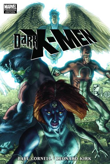 DARK X-MEN PREM HC ***OOP***