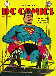 75 YEARS OF DC COMICS HC