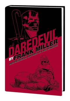 DAREDEVIL BY FRANK MILLER OMNIBUS COMPANION HC NEW PTG