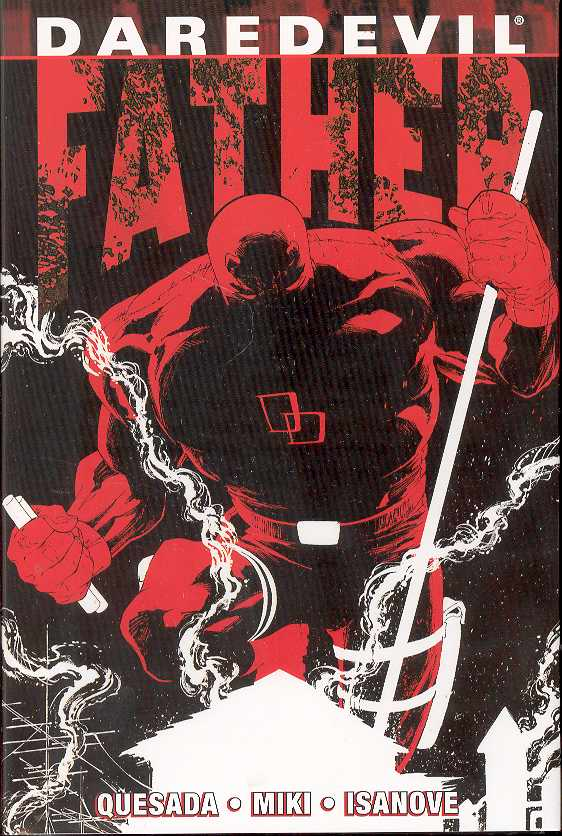 DAREDEVIL FATHER HC ***OOP***