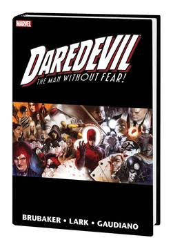 DAREDEVIL BY BRUBAKER AND LARK OMNIBUS HC VOL 02 NEW PTG ***Damaged Corner***