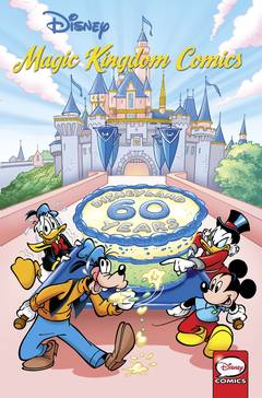 DONALD & MICKEY MAGIC KINGDOM COLLECTION TP