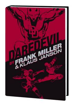 DAREDEVIL BY MILLER AND JANSON OMNIBUS HC NEW PTG