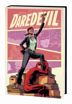 DAREDEVIL BY MARK WAID AND CHRIS SAMNEE HC VOL 05