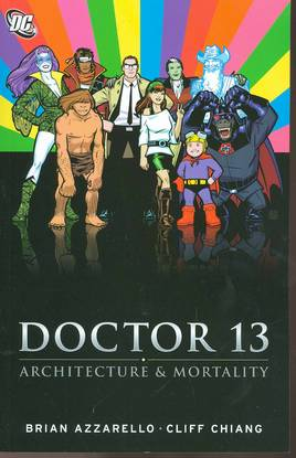 DR THIRTEEN ARCHITECTURE AND MORTALITY TP