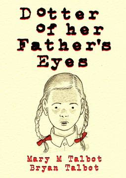 DOTTER OF HER FATHERS EYES HC