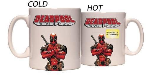 DEADPOOL IM A MUG PX COFFEE MUG WHITE