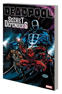 DEADPOOL AND SECRET DEFENDERS TP