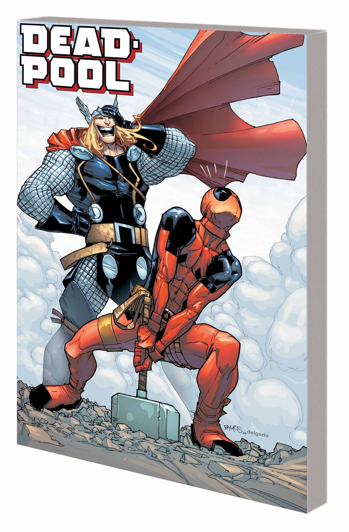 SET – DEADPOOL CLASSIC TP VOL 11 – 15