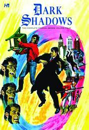 DARK SHADOWS COMP SERIES HC VOL 04