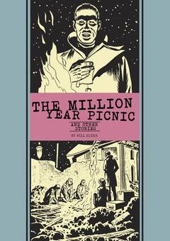 EC ELDER FELDSTEIN BRADBURY MILLION YEAR PICNIC HC