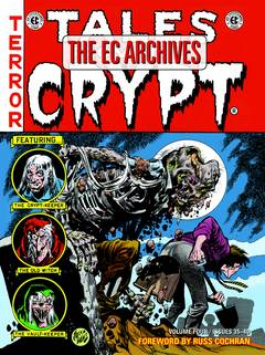 EC ARCHIVES TALES FROM THE CRYPT HC VOL 04 ***OOP***