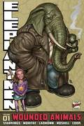 ELEPHANTMEN TP VOL 01 WOUNDED ANIMALS