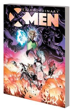 EXTRAORDINARY X-MEN TP VOL 03 KINGDOMS FALL