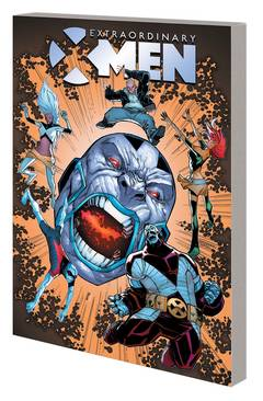 EXTRAORDINARY X-MEN TP VOL 02 APOCALYPSE WARS