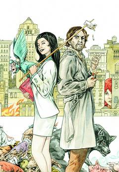 FABLES TP VOL 19 SNOW WHITE