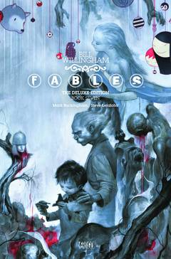FABLES DELUXE EDITION HC VOL 07