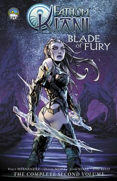 FATHOM KIANI TP VOL 02 BLADE OF FURY