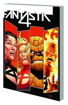 FANTASTIC FOUR TP VOL 01 FALL OF FANTASTIC FOUR
