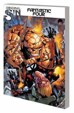 FANTASTIC FOUR TP VOL 02 ORIGINAL SIN