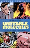 FANTASTIC FOUR UNSTABLE MOLECULES TP ***OOP***
