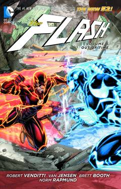 FLASH TP VOL 06 OUT OF TIME