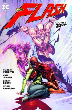 FLASH TP VOL 08 ZOOM