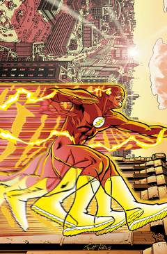 FLASH BY GEOFF JOHNS TP BOOK 02