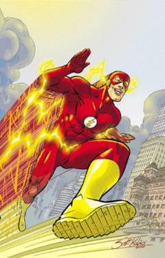 FLASH BY GEOFF JOHNS TP BOOK 03