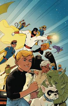 FUTURE QUEST TP VOL 01