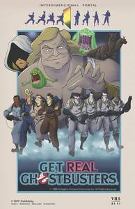 GHOSTBUSTERS GET REAL TP