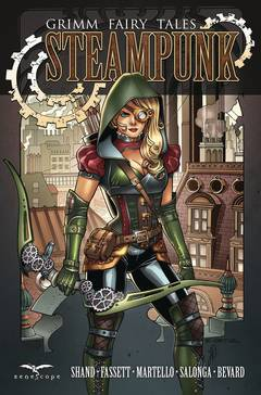 GRIMM FAIRY TALES STEAMPUNK TP