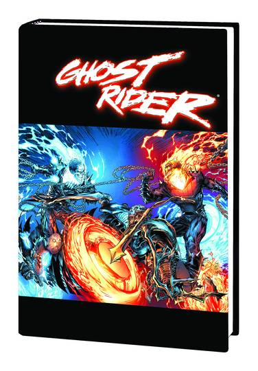 GHOST RIDER BY JASON AARON OMNIBUS HC *** OUT OF PRINT ***