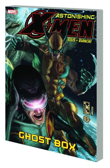 ASTONISHING X-MEN TP VOL 05 GHOST BOX