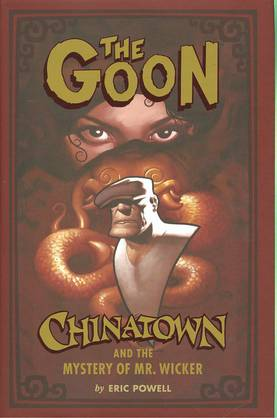 GOON HC VOL 06 CHINATOWN ***OOP***