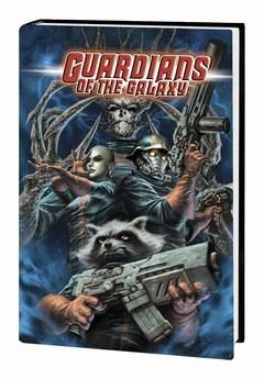 GUARDIANS OF GALAXY BY ABNETT AND LANNING OMNIBUS HC