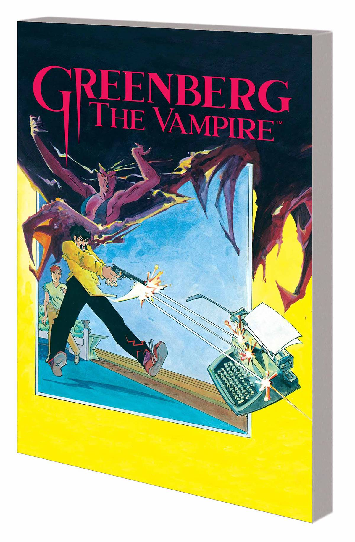 Greenberg The Vampire (Marvel Graphic Novel ; No. 20)