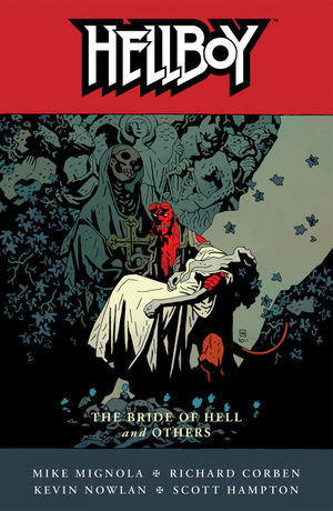 HELLBOY TP VOL 11 BRIDE OF HELL ***OOP***