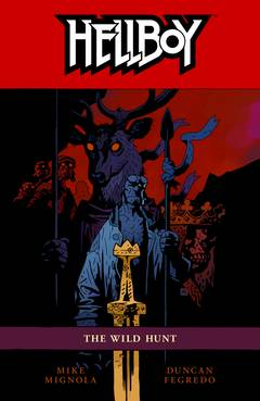 HELLBOY TP VOL 09 WILD HUNT ***OOP***