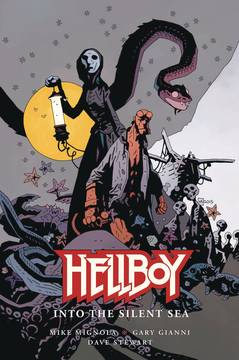 HELLBOY INTO THE SILENT SEA HC